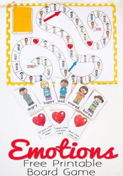 Word Recognition Board Game