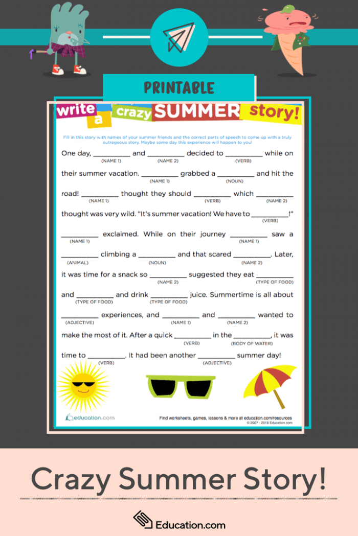 Crazy Story Summer