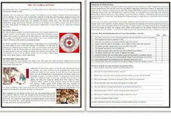 Origin Of The Chinese Zodiac Reading Comprehension