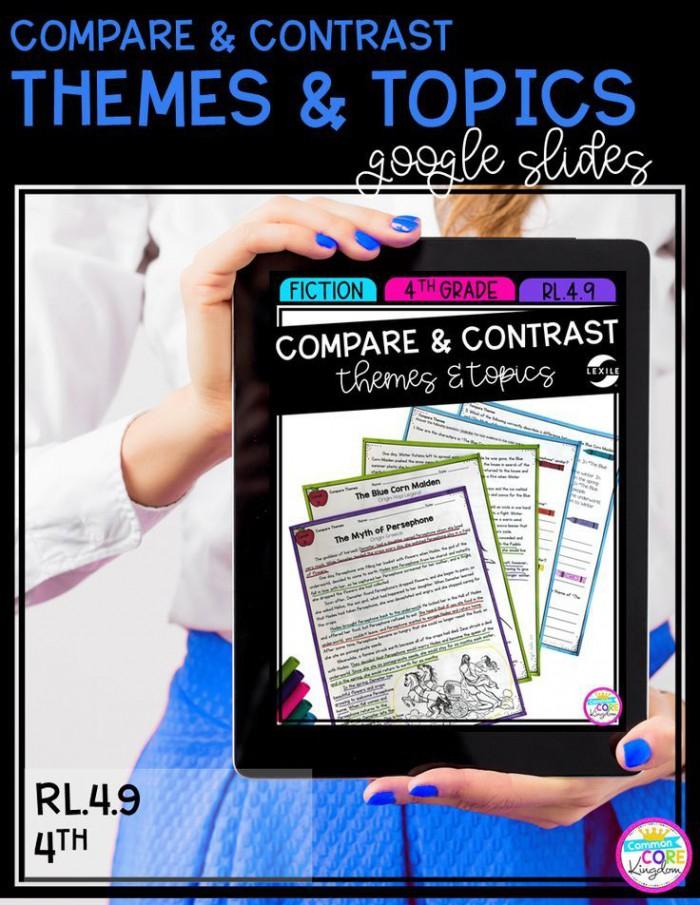 Compare   Contrast Themes