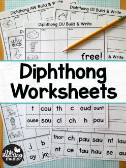 "Vowel Diphthongs: ""Aw"""