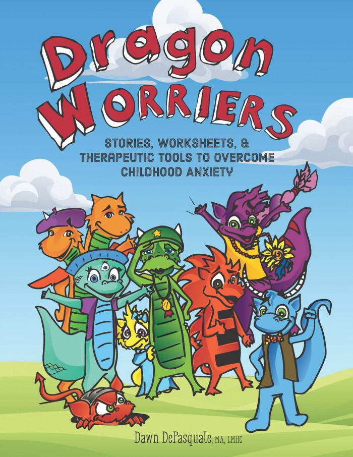 Dragon Worriers Stories  Worksheets   Therapeutic Tools To