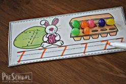 Writing Numbers: Jellybean Numbers