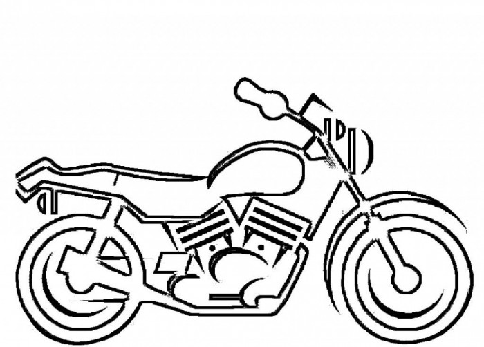 - Color The Mouse On A Motorcycle Worksheets 99Worksheets