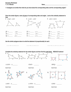 Geometry Review: Angles And Polygons