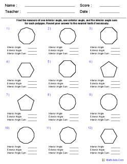 All Kinds Of Polygons