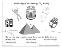 All About Ancient Egypt