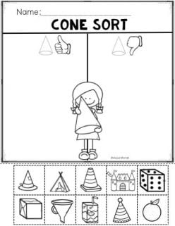 Cone Shapes
