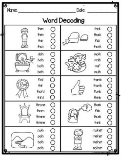 Decoding To Read Fluently