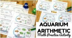 Measurement Mania #4: Aquarium Fun
