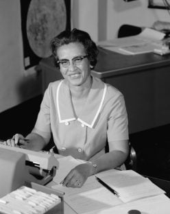 All About Katherine Johnson Reader
