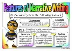 What Is A Narrative? Key Features