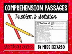 Reading Comprehension: Problem And Solution 2