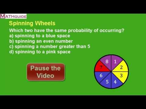 Problem Of The Day Spinning Wheels