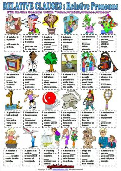 It S Grammar Time: Relative Pronouns (Who, Whose, Whom, That, Which)