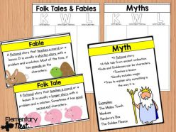 Retelling Folktales And Fables