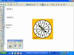 Probability Prize Wheel