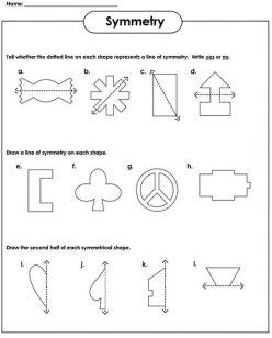 Symmetrical Objects