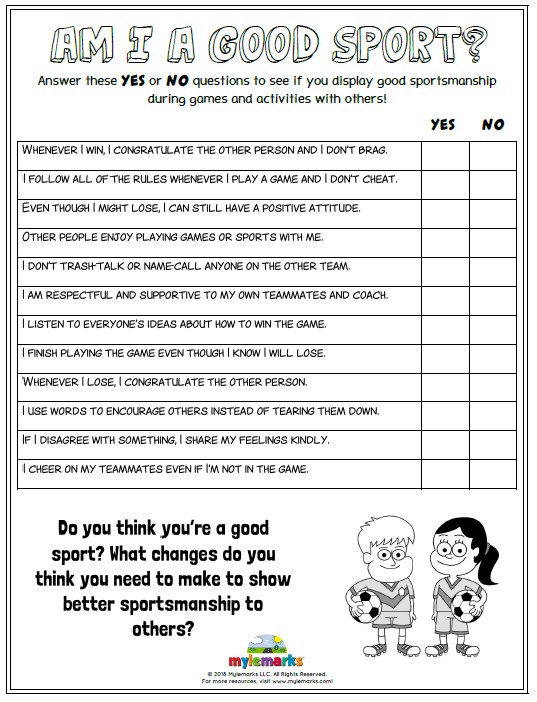 Use This Worksheet To Help Kids Figure Out Whether They Display