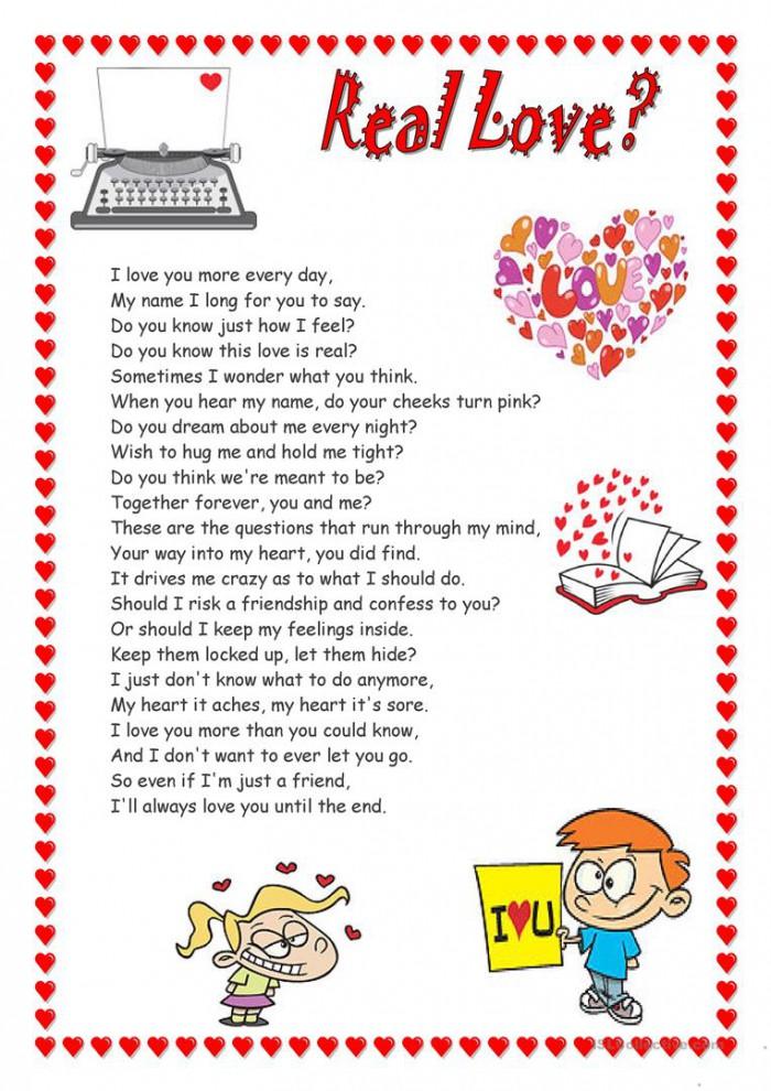 A Love Poem