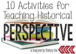 Historical Perspectives: Westward Expansion