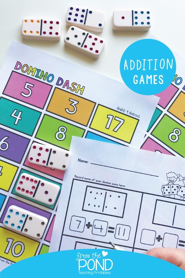 Addition Games