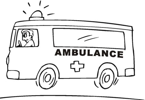 Paramedic Coloring Pages - Coloring Home | 332x480