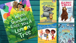 Make A Story Book: May I Read A Book To You?