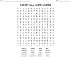 Job Word Scramble