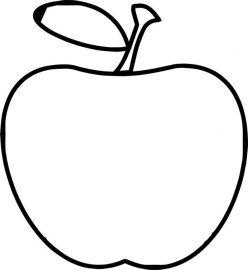 Simple Multiplication Apples