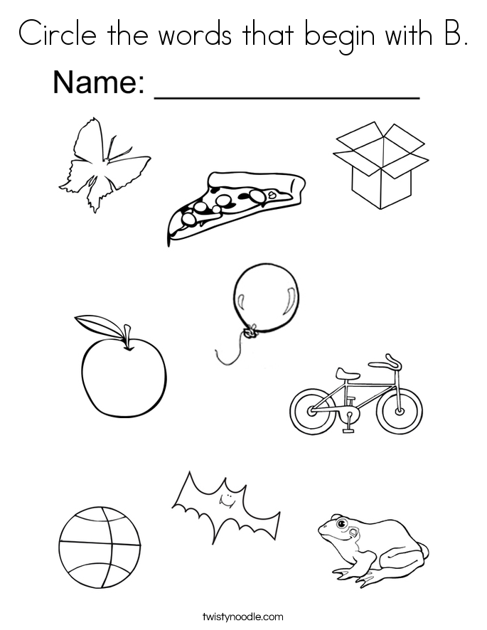Coloring Pages Of Things That Start With The Letter A With Images