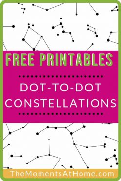 Connect The Dots Star Gazing