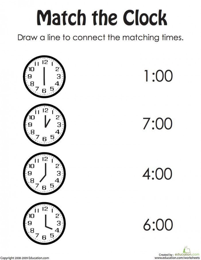 Draw The Correct Time Ii With Images