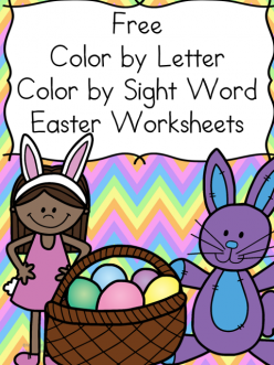 Easter Sight Words #2