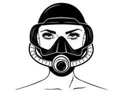 Make A Scuba Mask