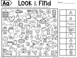 Find The Hidden Objects
