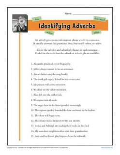 All Kinds Of Adverbs