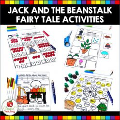 Jack And The Beanstalk: Part 1