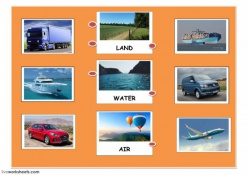 All About Transportation: Air, Water, Or Land?