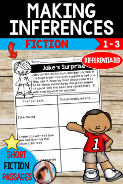Making Inferences To Interpret Fiction