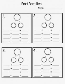Related Facts: Make Multiplication Sentences