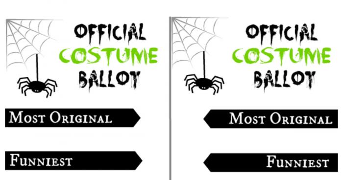 Official Costume Ballotpdf