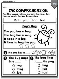 Bug Phonics