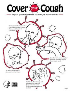 Manners: Cover Your Sneeze!