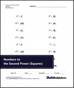 Introduction To Exponents: What Is An Exponent?