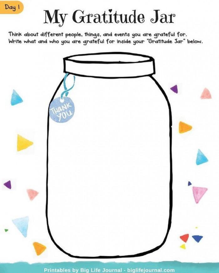 Repost Theinstacounselor Gratitude Jar Via Biglifejournal I Use