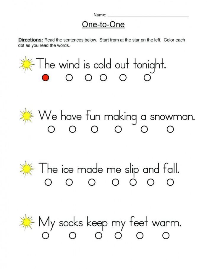 St Grade Worksheets
