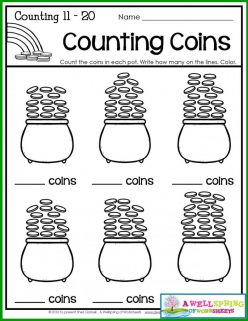 Tracing Numbers And Counting: 1