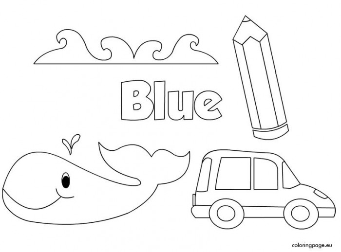 The Color Blue With Images