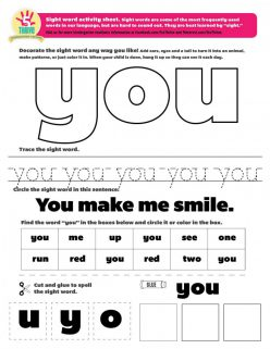 Spruce Up The Sight Word: Is